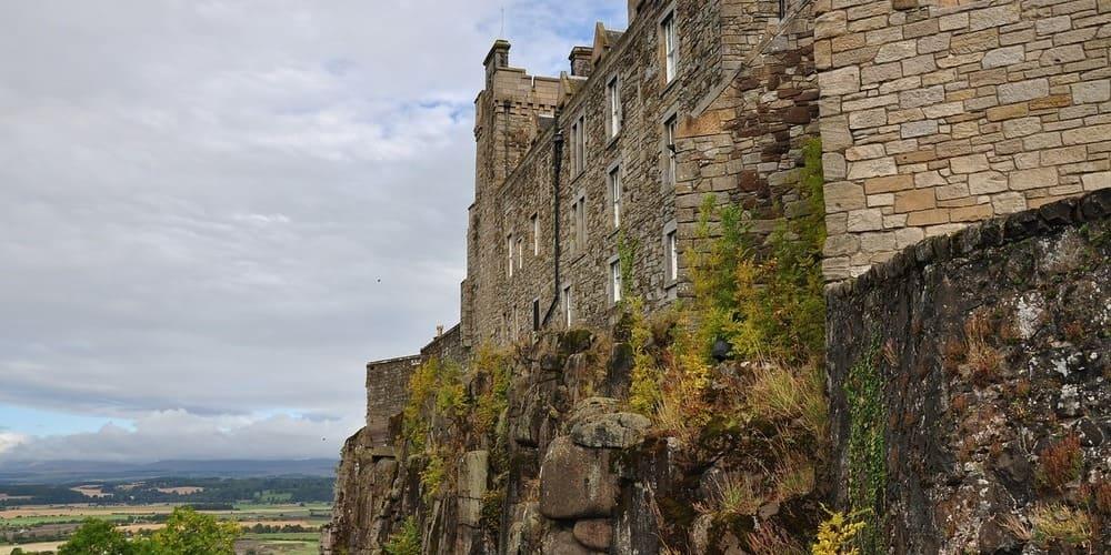 Imagen realizada durante una de las excursiones desde Edimburgo al Castillo de Stirling