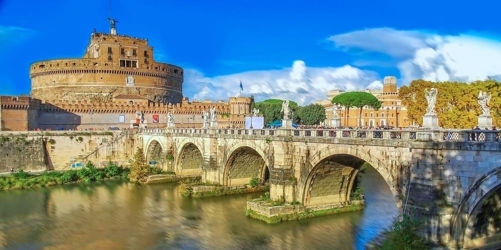 Visitar el Castillo de Sant'Angelo en marzo