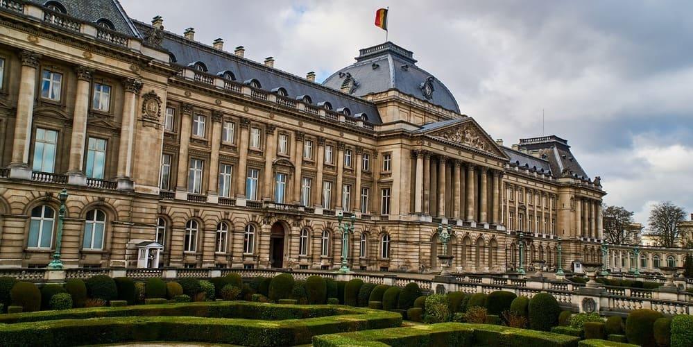 Imagen de uno de los monumentos de Bruselas.