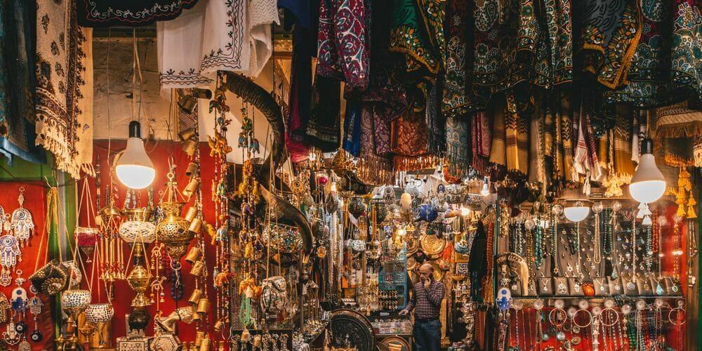 Visitar la Medina de la Ciudad Roja en mayo