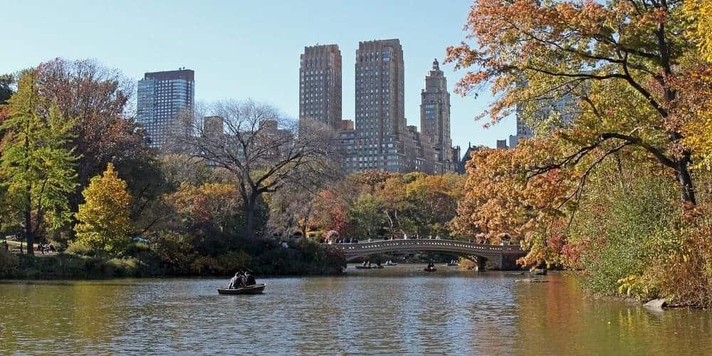 Qué hacer en Nueva York en marzo - Tour por el Central Park