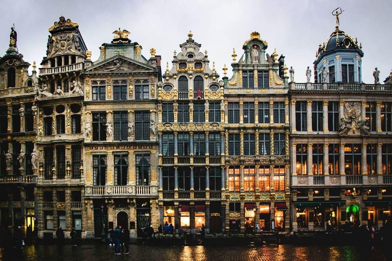 Tiempo, Clima y Temperatura en Bruselas en Febrero 2022