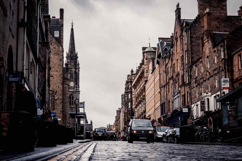 Tiempo, clima y temperatura en Edimburgo en marzo