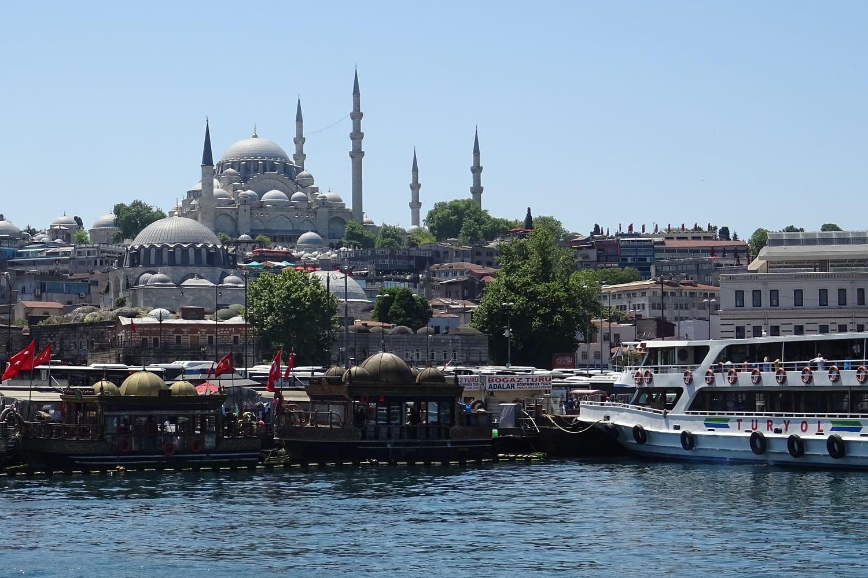 Tiempo, clima y temperatura en Estambul en marzo