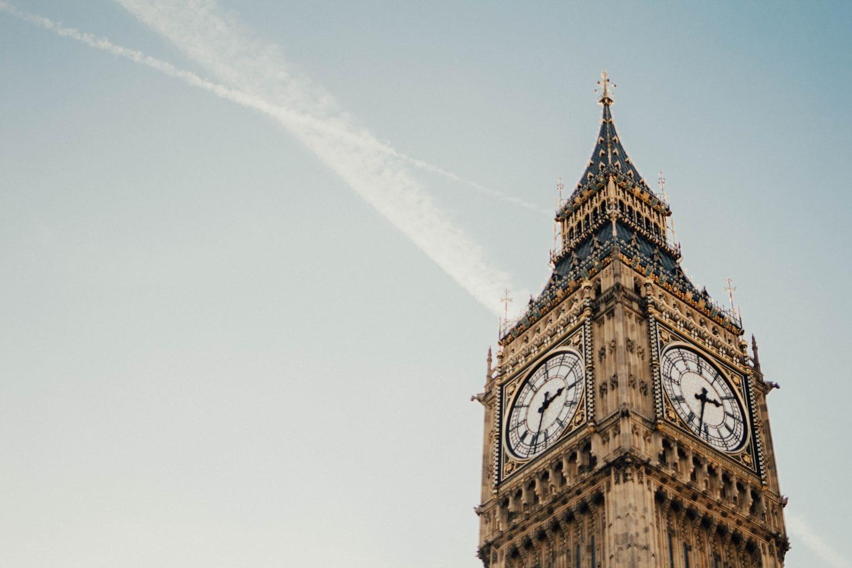 Tiempo, Clima y Temperatura en Londres en Marzo