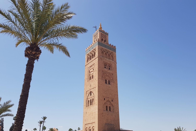 El tiempo, clima y temperatura en Marrakech en mayo