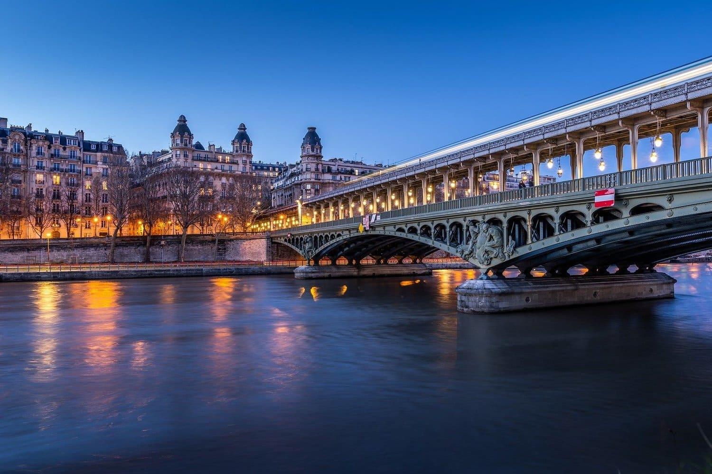 Tiempo, Clima y Temperatura en París en Marzo