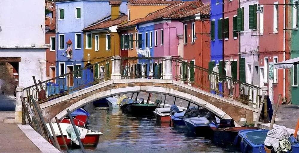 Imagen de Venecia y sus calles a través de un tour desde Florencia