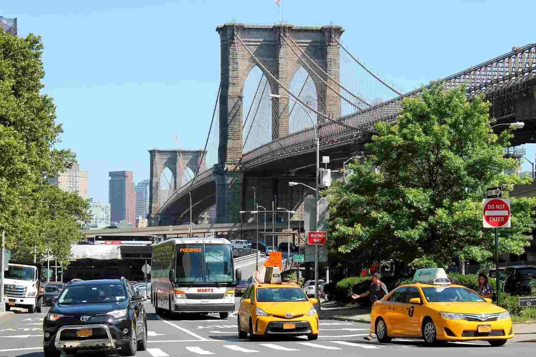 Taxi en Nueva York: información y precios