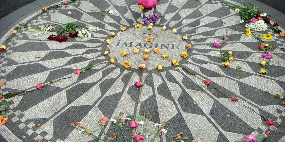 Homenaje a John Lennon en New York