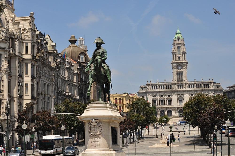 Buen tiempo en semana santa en Oporto