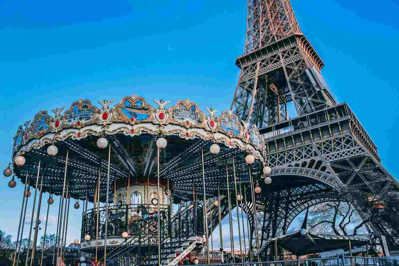 Cómo ir de Eurodisney a la Torre Eiffel de forma cómoda