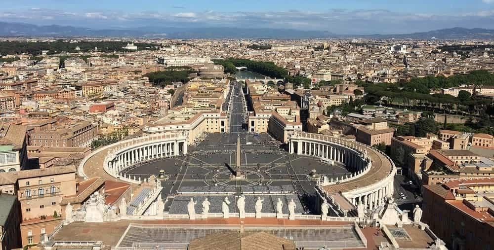 Cómo subir a la Cúpula de la Basílica de San Pedro del Vaticano