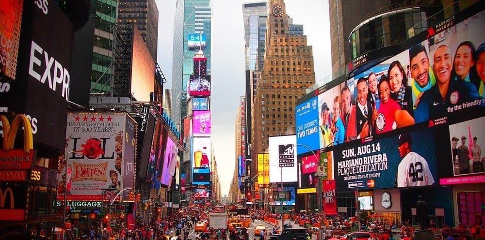 Plaza Times Square en Nueva York