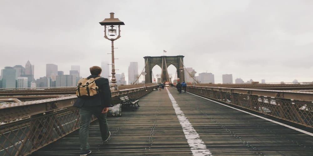 Cruzar el puente de Brooklyn es una de las mejores cosas que hacer en Nueva York gratis