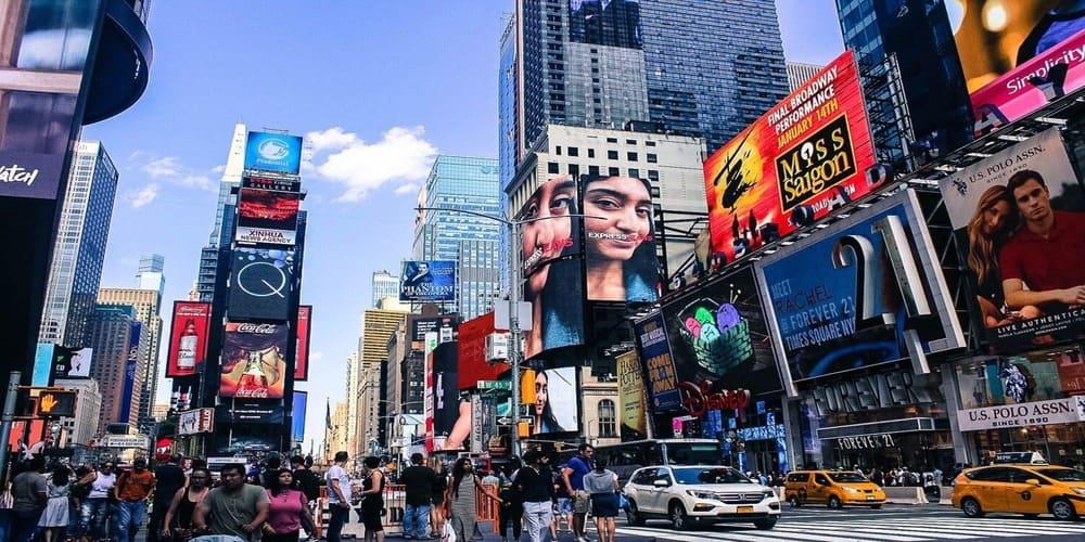 Es la plaza por excelencia de Nueva York y visitarla es gratis