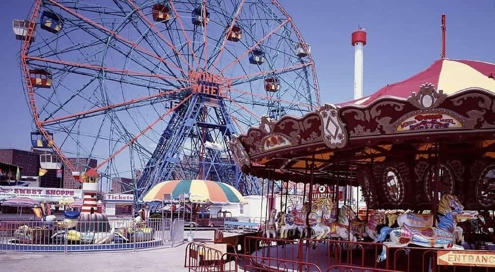 El segundo distrito más visitado de Nueva York - Brooklyn
