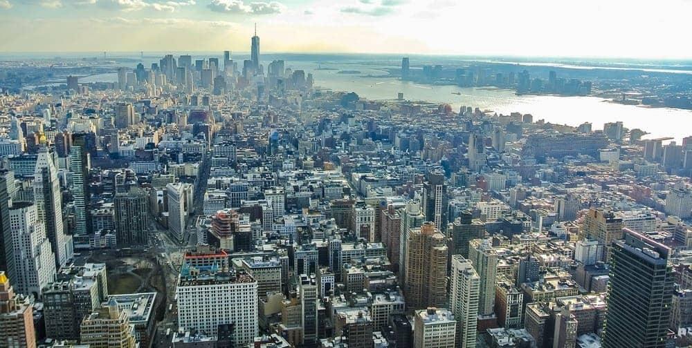 Los cinco distritos de Nueva York - Manhattan