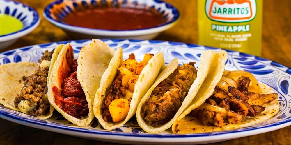 Comida mexicana tipica en New York
