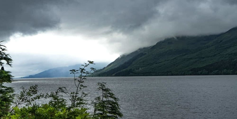 Dimensiones del Lago Ness de Escocia