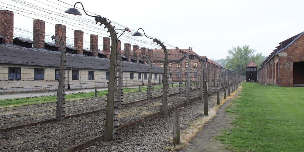 Entradas a Auschwitz Birkenau