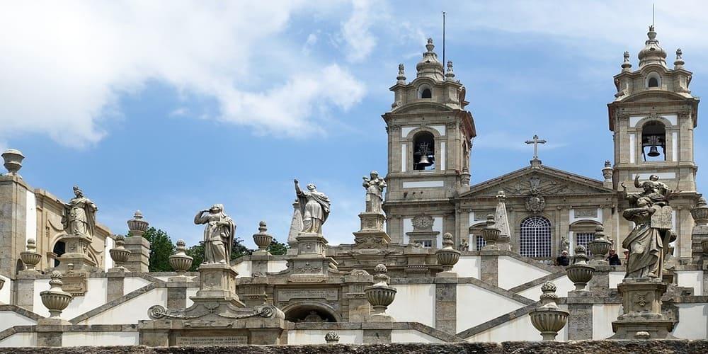 Una de las excursiones desde Oporto más realizadas por la gente es a Braga