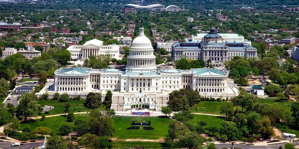 La Casa Blanca, residencia del presidente