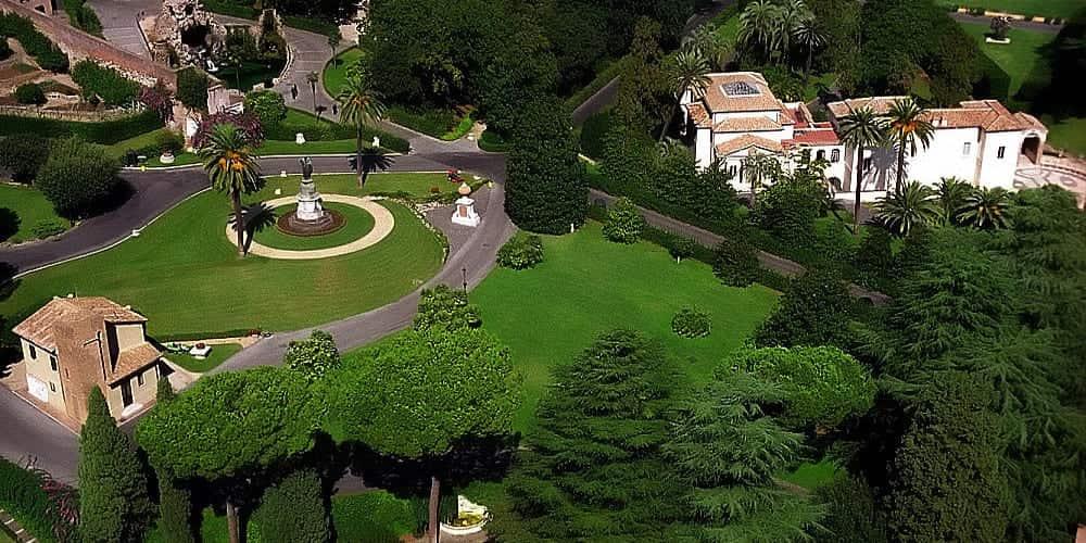Los Jardines de la Ciudad del Vaticano