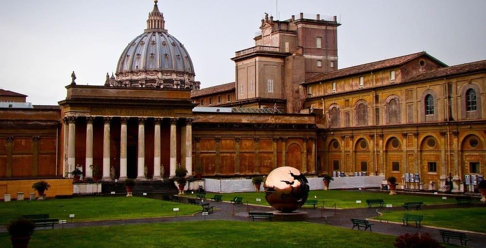 Organiza tu visita a los Jardines del Vaticano
