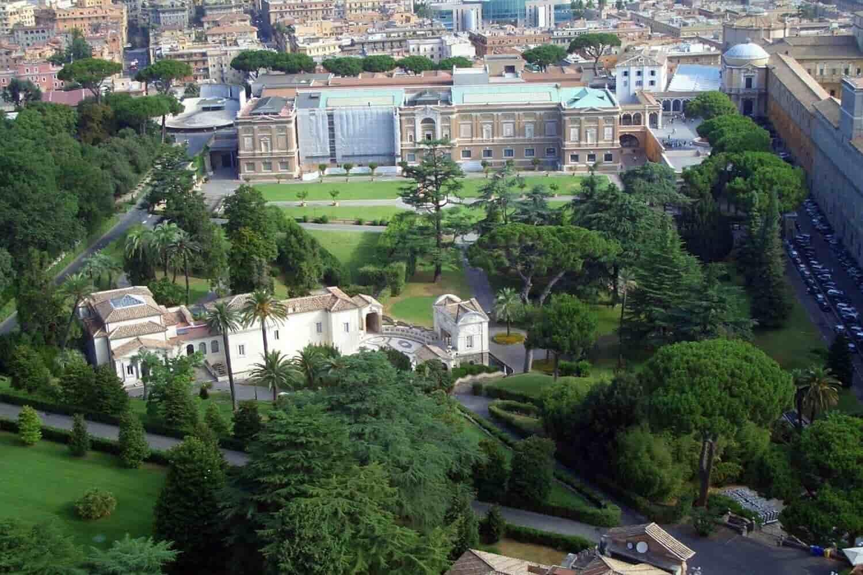 Los Jardines del Vaticano, un espacio natural de cuento