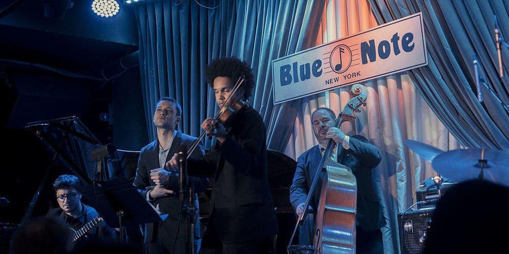 Local de música Blue Note en Manhattan