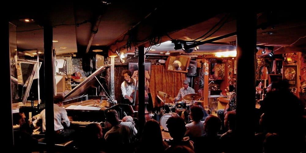 Club de jazz de smalls