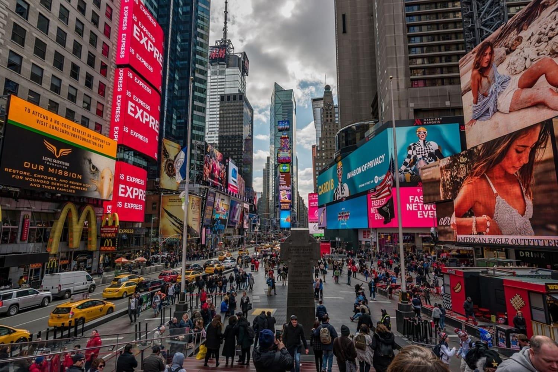 Una de las plazas de Nueva York más famosas