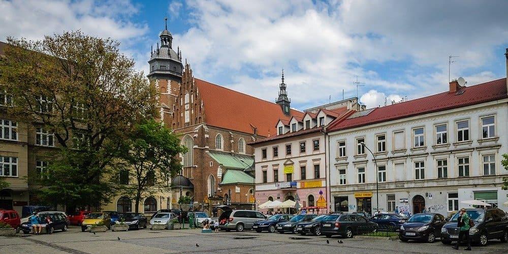 Visita de Cracovia en un free tour