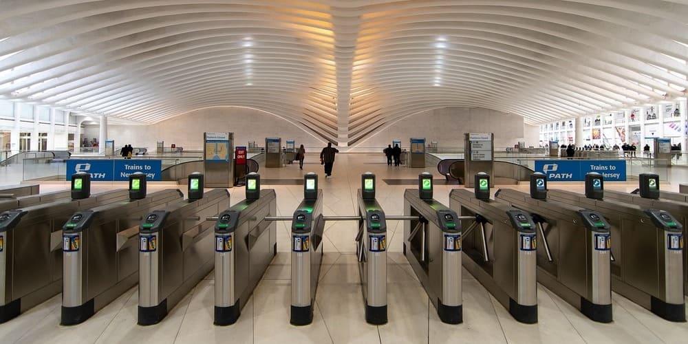 Accesibilidad de los trenes subterráneos de la Gran Manzana