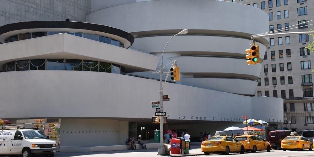 Galerías de Nueva York de arte moderno - Guggenheim Museum