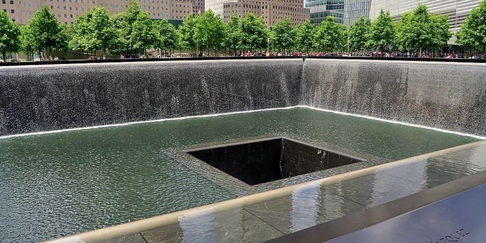 Museo Memorial del 11s en el World Trade Center de Nueva York