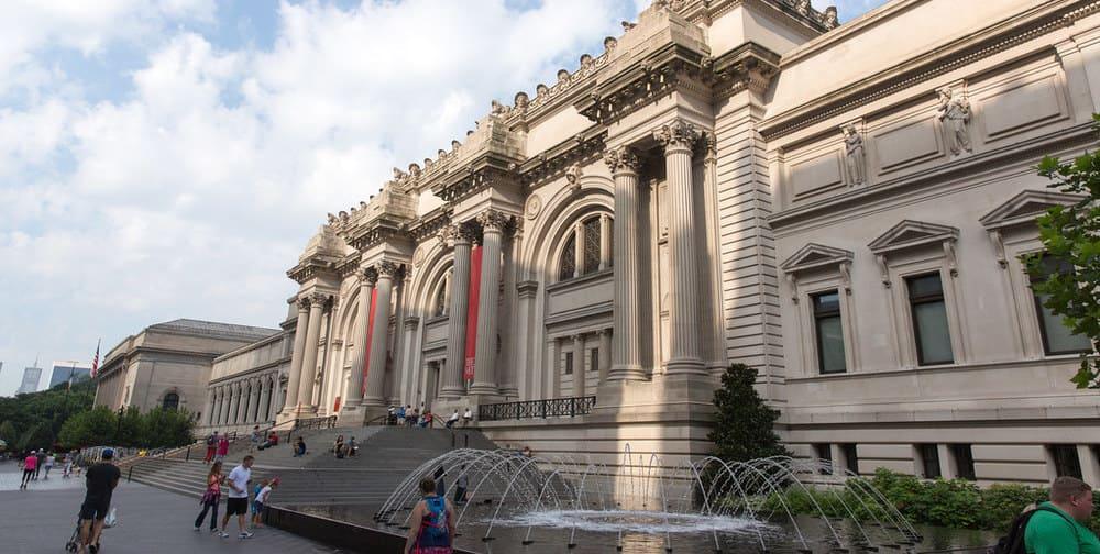 Museos más famosos de la Gran Manzana - MET (Museo Metropolitano de Arte)