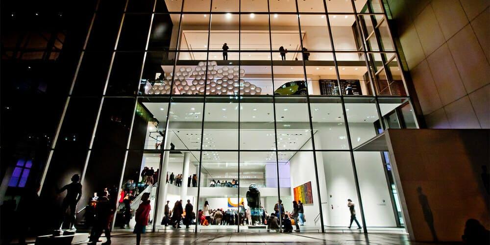 Los museos de Nueva York más importantes - El Museo de Arte Moderno (MoMa)
