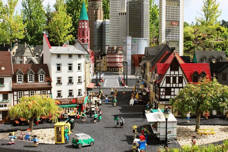 New York Explorer Pass permite visitar gratis Legoland