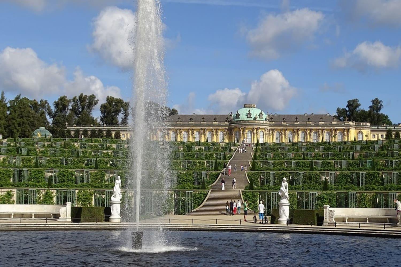 La excursión a Potsdam es una de las más realizadas por la gente