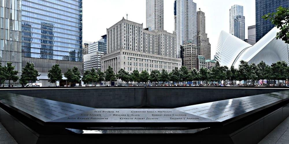Qué hacer en Nueva York en 3 días: visitar el Memorial del 11S