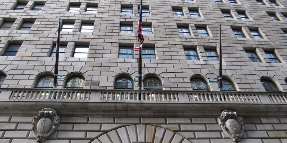 Conoce el mayor banco de Nueva York - El Banco de la Reserva Federal