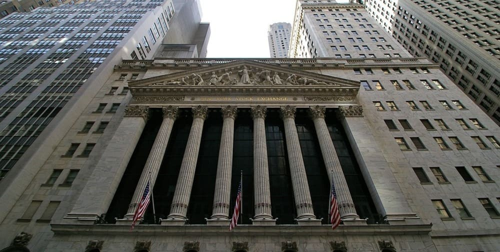 Ver la Bolsa de Nueva York en Wall Street