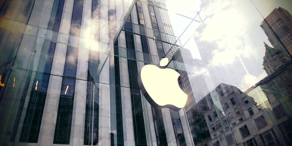 Apple store de la 5ª avenida de New York