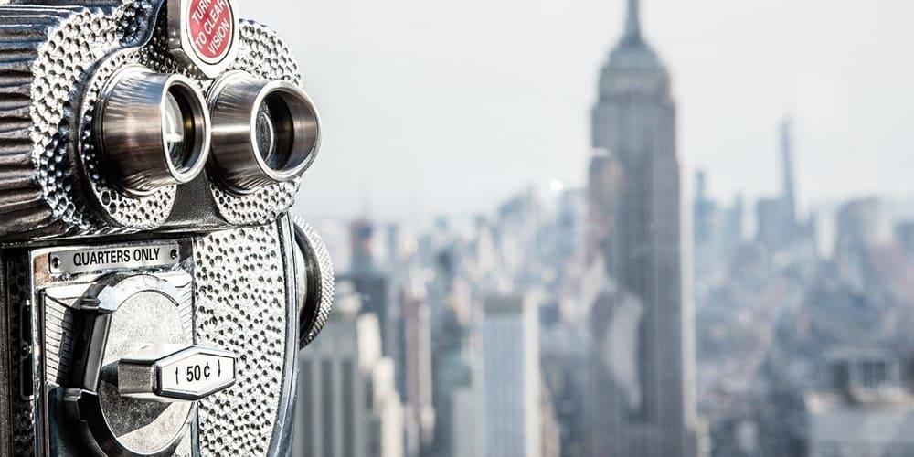 Disfruta de las expectaculares vistas a la ciudad de Nueva york desde el mirador de Rockefeller Center