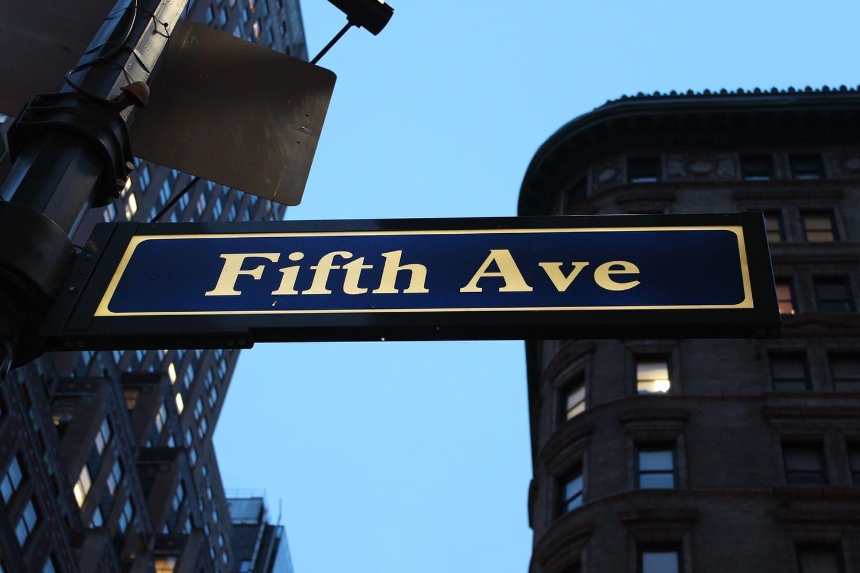 Qué ver en la Quinta Avenida de Nueva York
