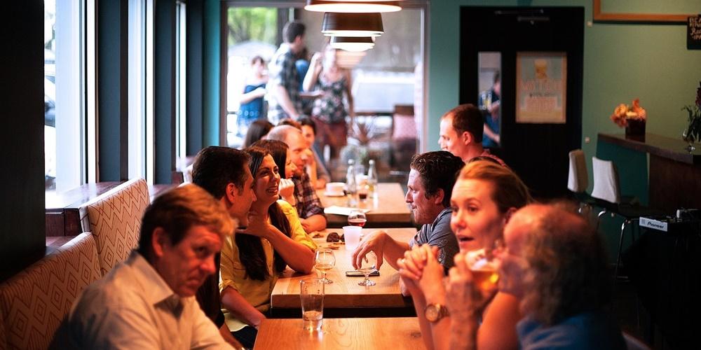 Restaurantes famosos de la ciudad de New York