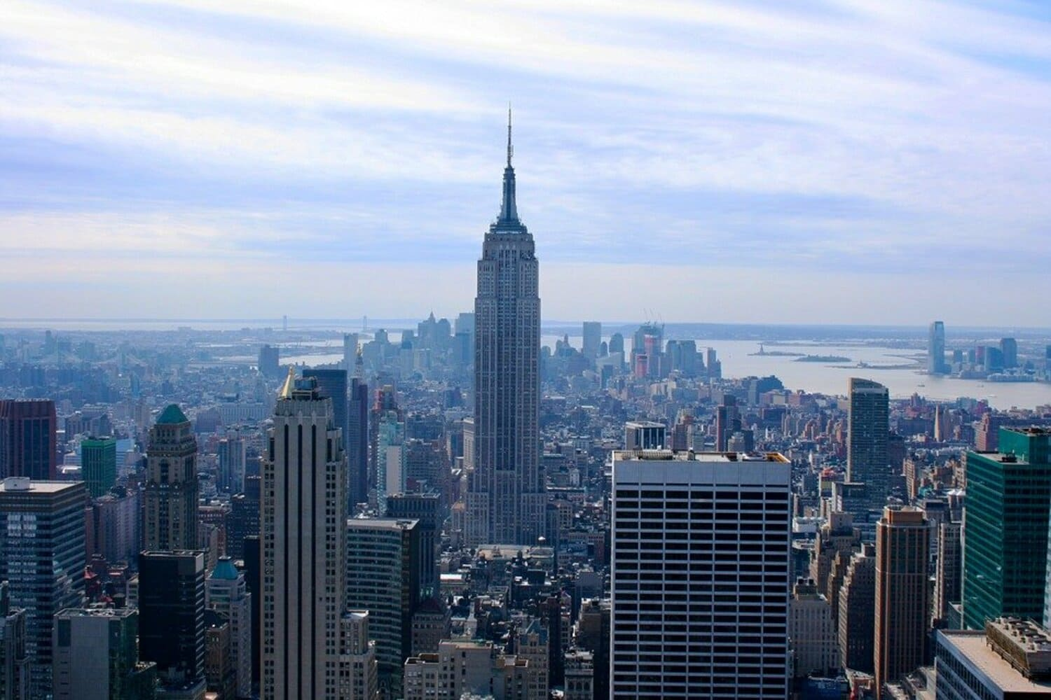 Sightseeing Pass Nueva York ofrece estas vistas del Empire State