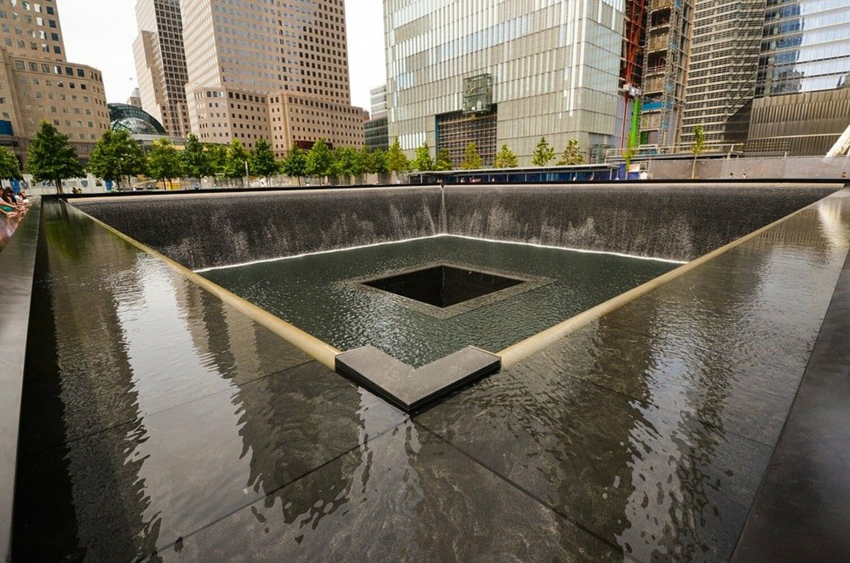 Emotivo Memorial a las víctimas del 11-S